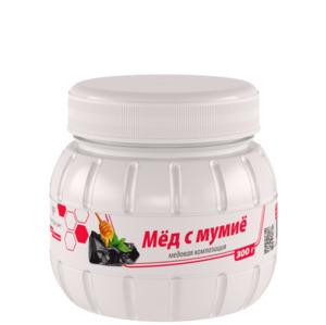 Мёд с мумиё (300г)