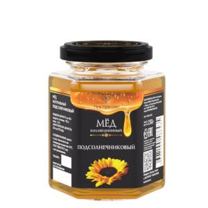 Мед Подсолнечниковый (230 г)